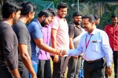 Staff Cricket match 2020