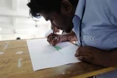 Nature club poster painting  competition 2019